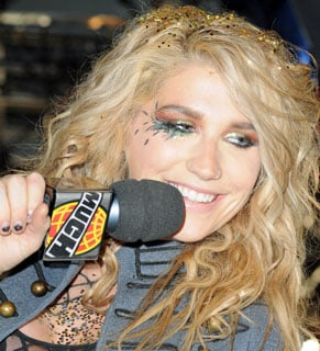 Ke$ha Makeup and Hair Poll 2010-01-19 14:00:00