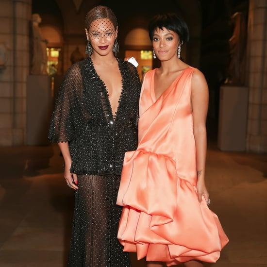 Celebrity Siblings at the Met Gala 2014