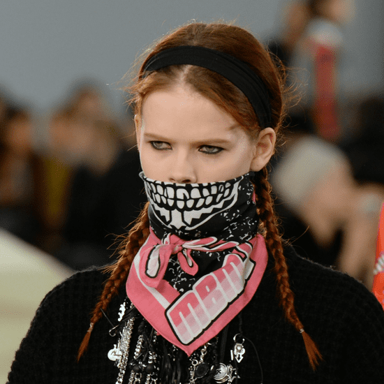 Marc by Marc Jacobs Fall 2014 Hair and Makeup | Runway