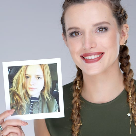 Bella Thorne Acne Interview