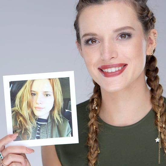 Bella Thorne Acne Interview