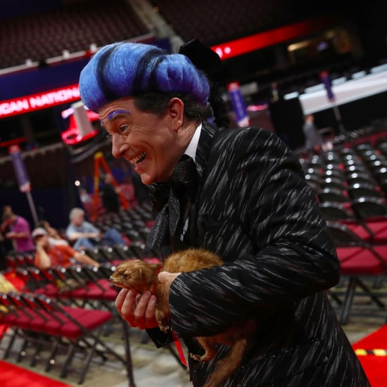 Stephen Colbert's Hunger Games Prank at the RNC