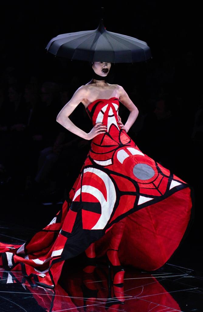 Alexander McQueen Fall 2009: A Twisted Fantasy