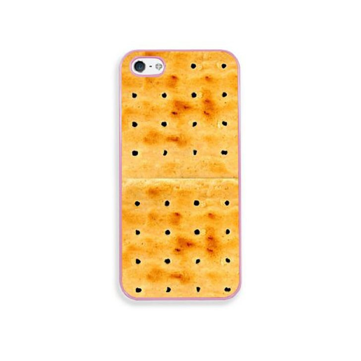 Don't blame people for staring at this iPhone 5S saltine cracker case ($10).
