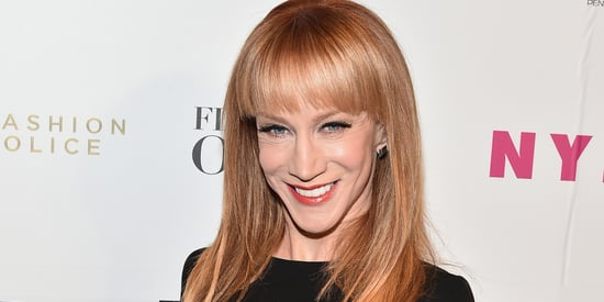 Kathy Griffin Quits 'Fashion Police'