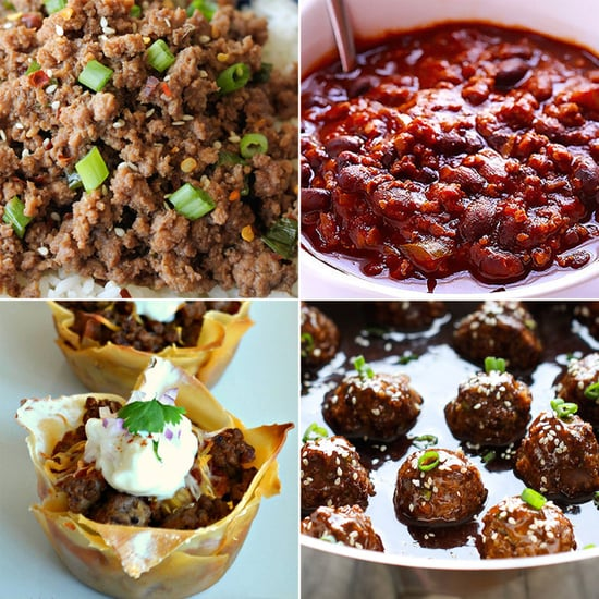 22 Ground Beef Recipes to Try This Week