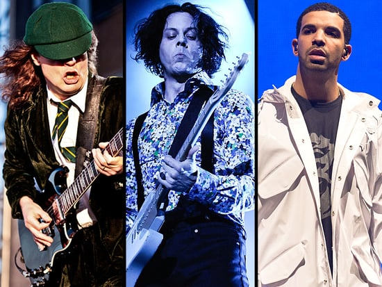 AC/DC, Jack White and Drake to Headline 2015 Coachella Festival