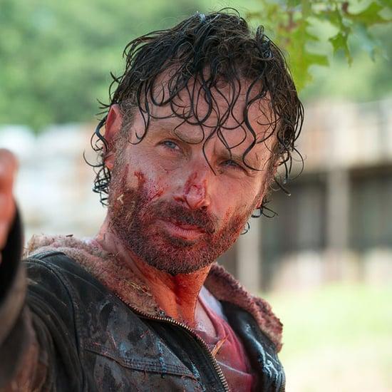 Video of Negan on The Walking Dead