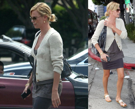 Photos of Charlize Theron in Los Angels