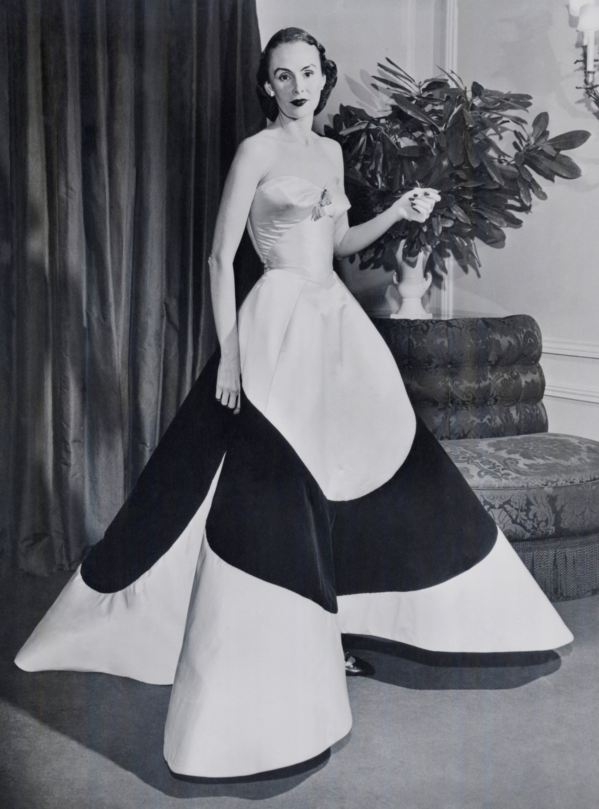 Are Charles James's Gowns Couture?
