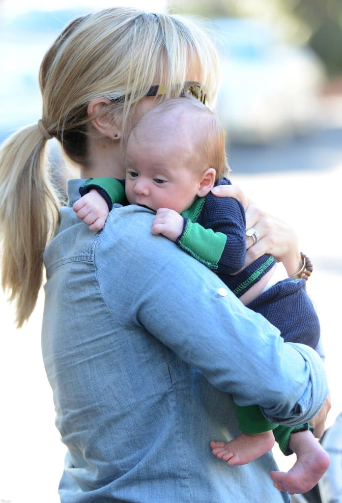 Meet Reese Witherspoon and Jim Toth's Baby, Tennessee James Toth