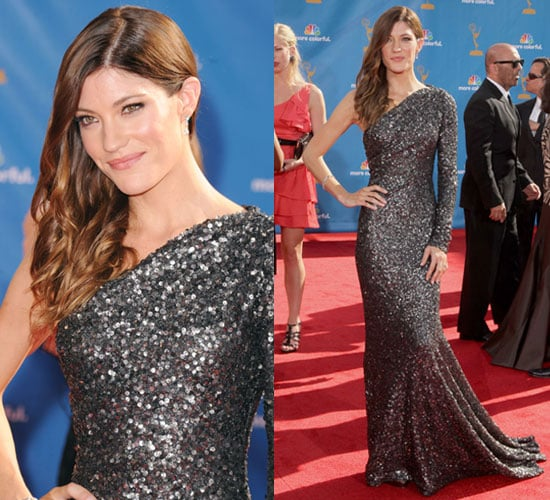 Jennifer Carpenter at 2010 Primetime Emmy Awards