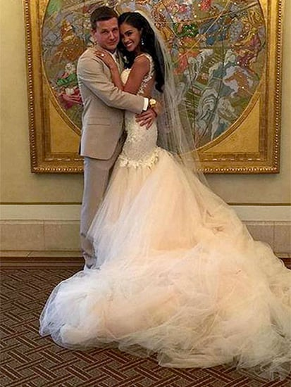 Rob Dyrdek and Bryiana Noelle Flores Tie the Knot - See Her Stunning Dress