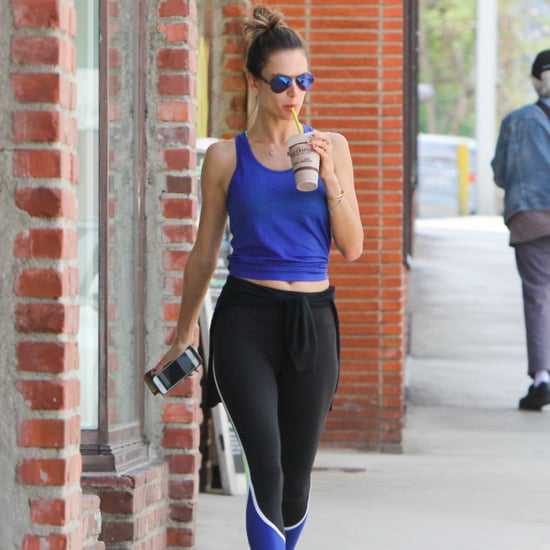 Alessandra Ambrosio's Best Workout Outfits