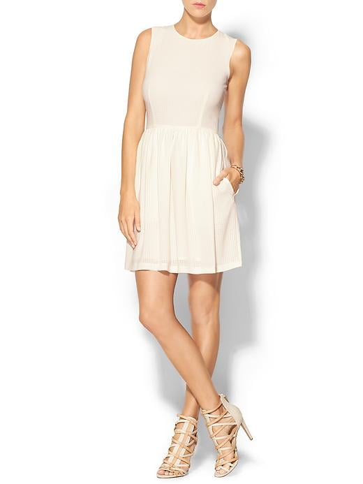 French Connection White Dress