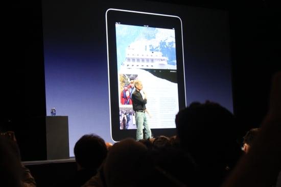 2010 WWDC iBooks Update