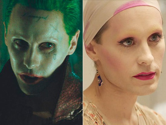 Jared Leto on Shaving His Eyebrows and Wearing Lipstick in Back-to-Back Films: 'I'm Going to Feel Naked' in My Next Movie