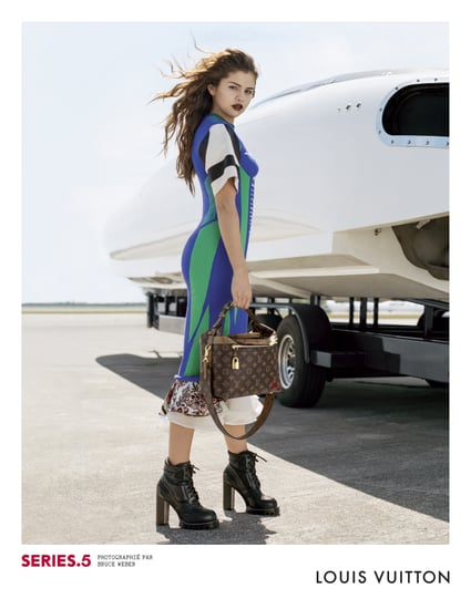 Selena Gomez's Louis Vuitton Campaign Photos