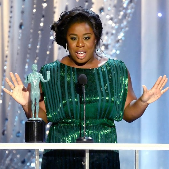 Uzo Aduba's SAG Awards Acceptance Speech 2016
