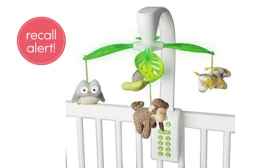 Recall Alert! Skip Hop Crib Mobile