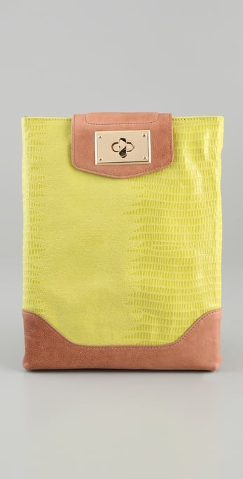 Colorblock iPad Case