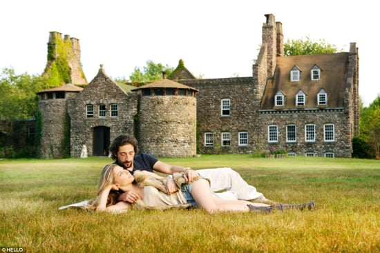 Guess Where Adrien Brody Bought a Castle?