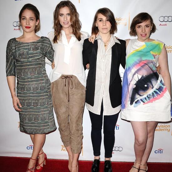 Celebrity Style Poll; Girls Actresses, Lena Dunham Eye Dress