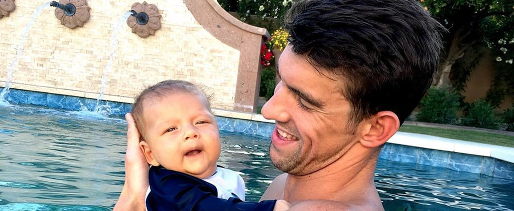Michael Phelps Is Still Winning Gold in His Gorgeous Arizona Mansion