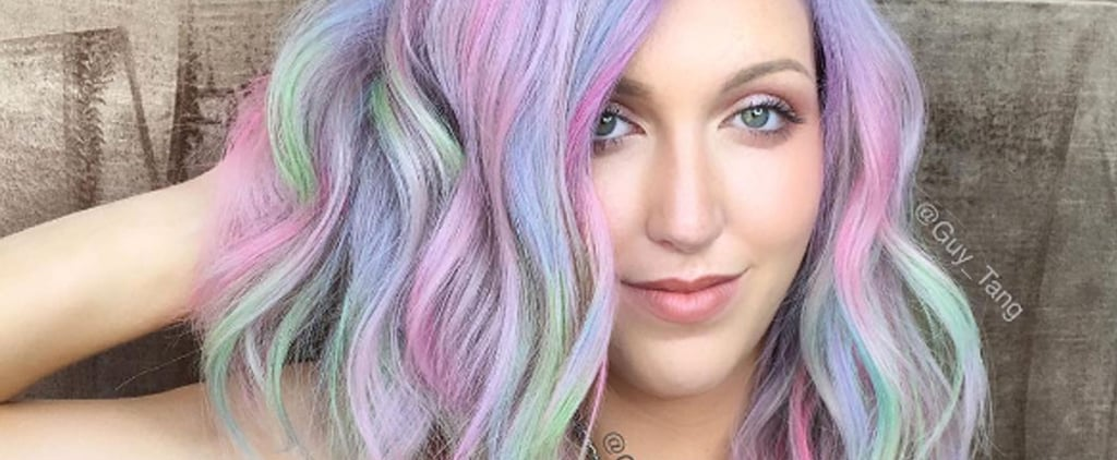 16 Cotton Candy Hair Color Ideas So Sweet, You Might Get a Cavity