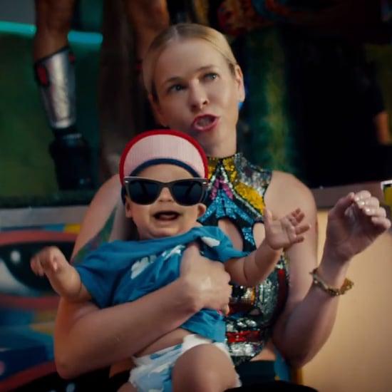 """Fergie Music Video For """"L.A. Love (La La)"""""""