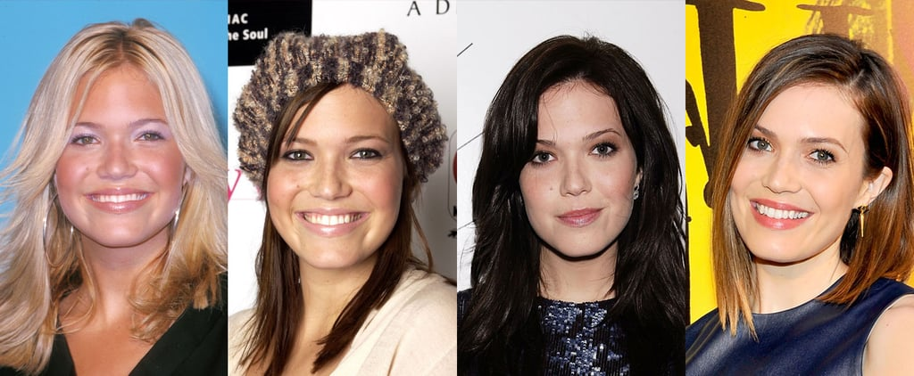 Mandy Moore's Evolution Is the Stuff Early-2000s Dreams Are Made Of