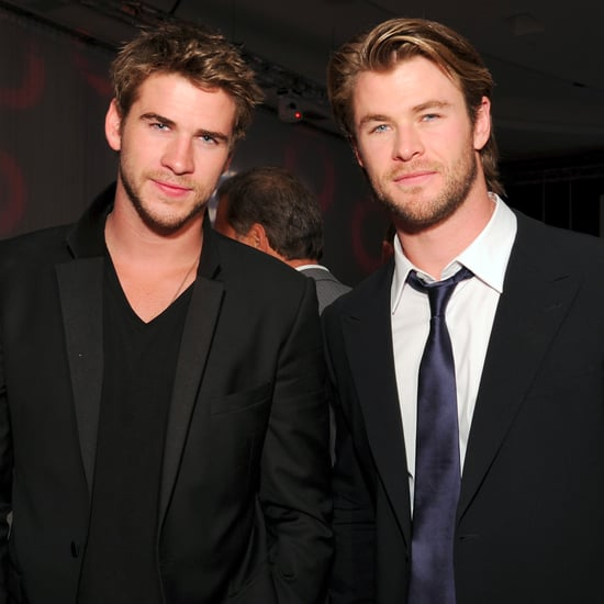 Chris Hemsworth and Liam Hemsworth Pictures