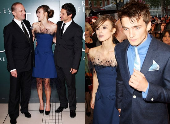 Photos Of Keira Knightley, Ralph Fiennes, Dominic Cooper And Rupert Friend At The Duchess World Premiere