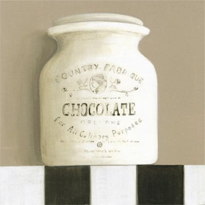 Chocolate Jar