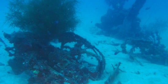 Science And Technology Combine In Search For Underwater Resting Place Of WWII MIAs