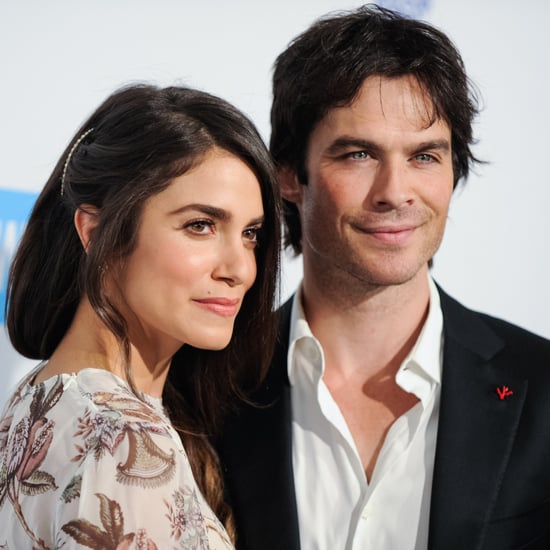 Ian Somerhalder and Nikki Reed at WE Day California 2016