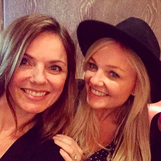 Spice Girls Reunion Instagram Picture December 2015