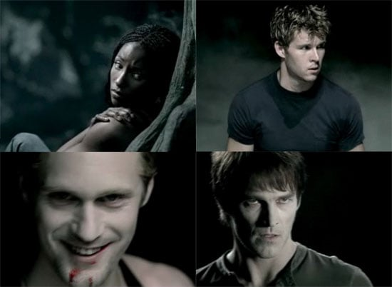"""True Blood Season Two Promotional Video With Bob Dylan Song """"Beyond Here Lies Nothin'"""""""