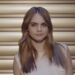 Cara Delevingne Campaign For Yves Saint Laurent