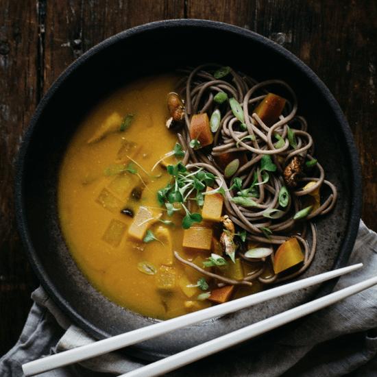 Soba Noodle Recipes
