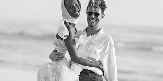 Iman Shares Stunning Photo With David Bowie To Celebrate Wedding Anniversary