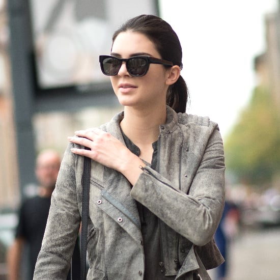 Kendall Jenner Shoulder-Length Hairstyle