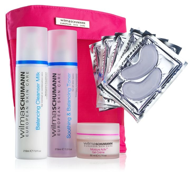 Wilma Schumann Normal/Combination Skin Kit