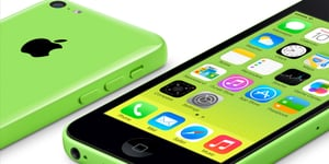 C's the Day! Get the iPhone 5C For $50 This Weekend