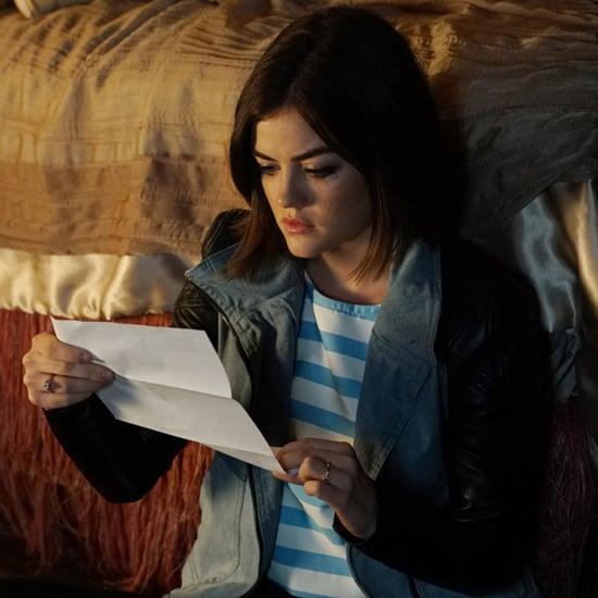 Is Lucy Hale Leaving Pretty Little Liars?