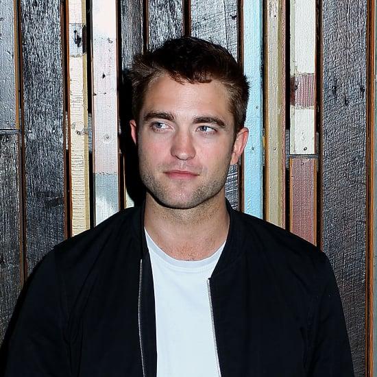 Robert Pattinson Interview on Jennifer Lawrence