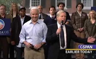 Joe Biden on Saturday Night Live SNL