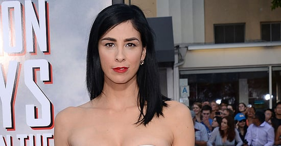 Sarah Silverman Almost Died Last Week