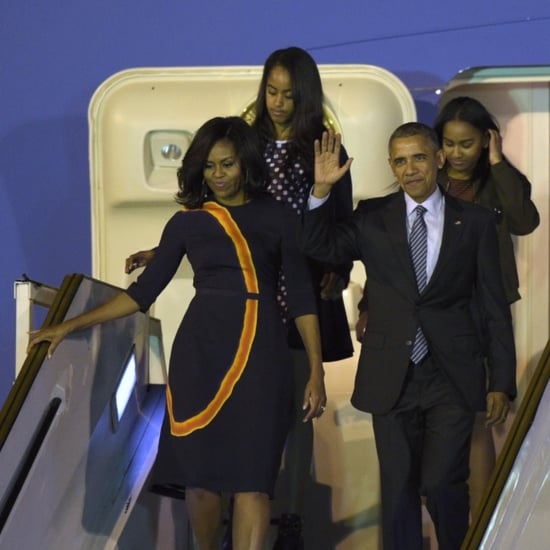 The Obamas' Style in Argentina