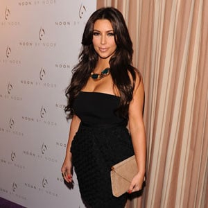 How Kim Kardashian Tones Her Arms